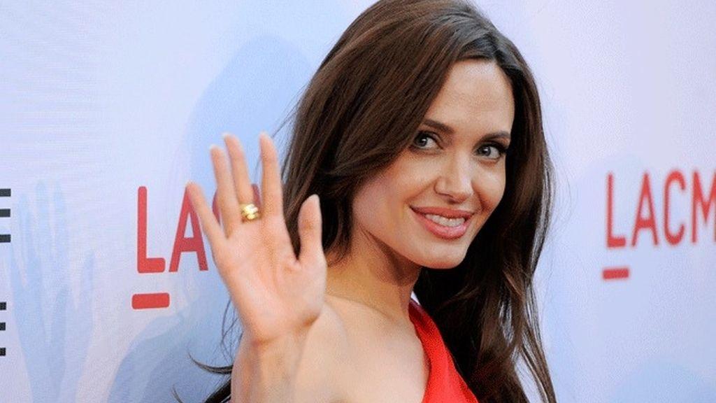 Angelina Jolie: Vida sana