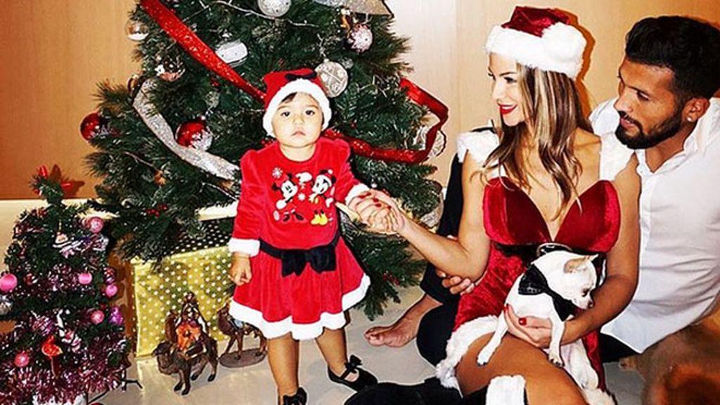 Tamara y Shaila, dos Mamás Noelas a juego