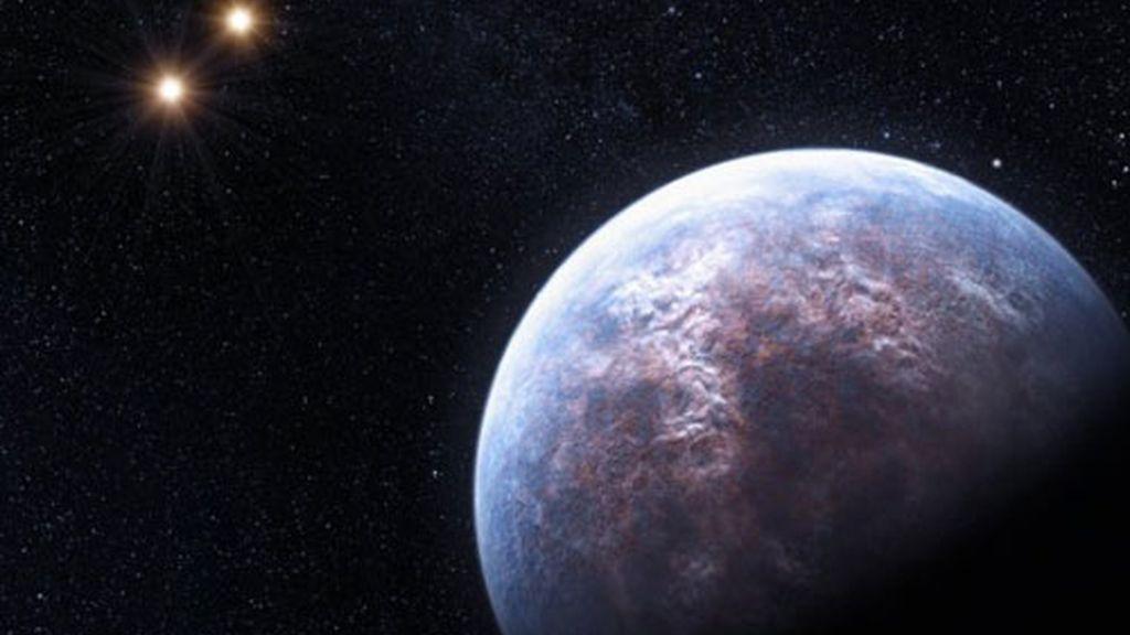 El descubrimiento ha sido posible gracias a las observaciones del espectrógrafo 'HARPS'. Video: ESO.