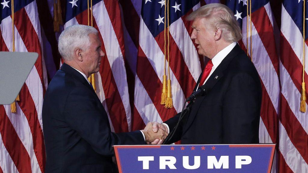 Donald Trump, nuevo presidente de los EEUU