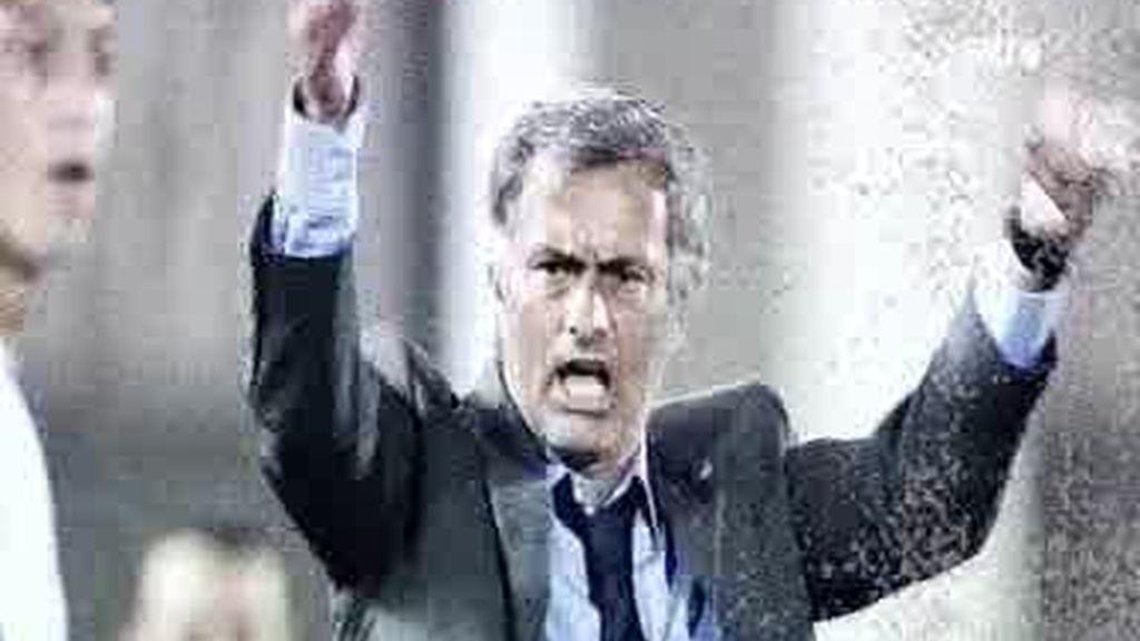 Mourinho está enfadado con todo el mundo