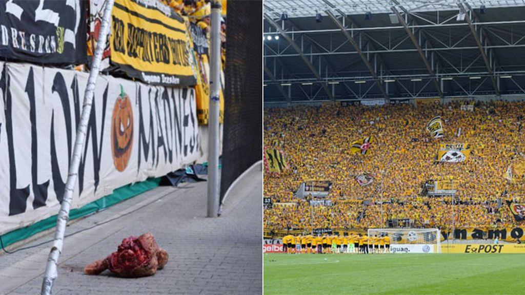 Dynamo Dresden,RB Leipzig,Ultras