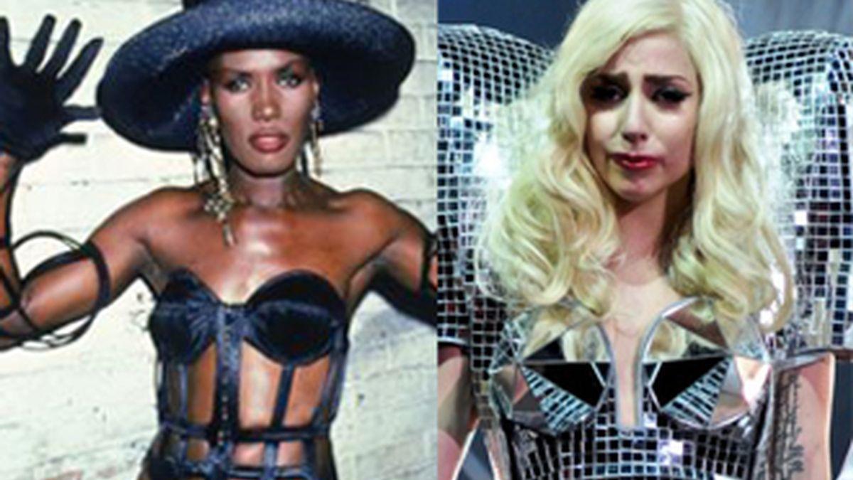 Grace Jones criticó a Lady Gaga por copiarla e incluso se negó a colaborar con ella musicalmente.