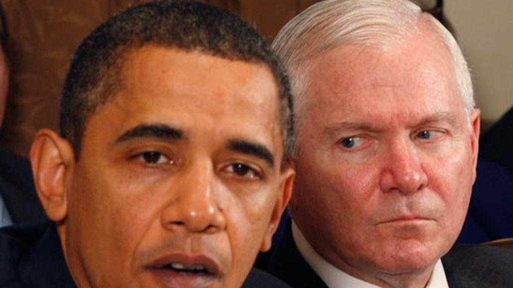 Quienes se oponen al presidente de EEUU, Barack Obama, lo ven más negro de lo que realmente es. Foto: Reuters.