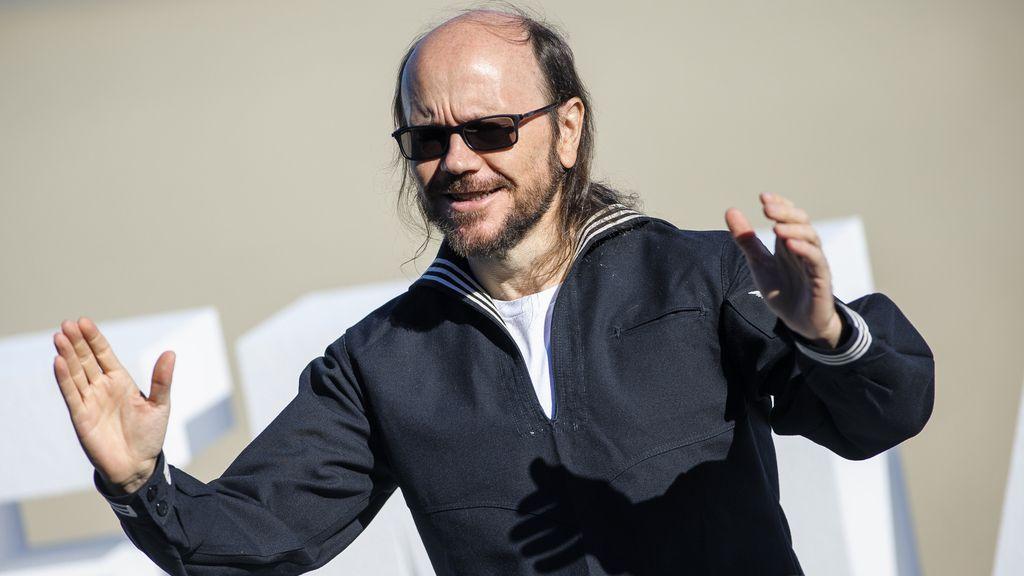 Santiago Segura en el Festival de San Sebastián