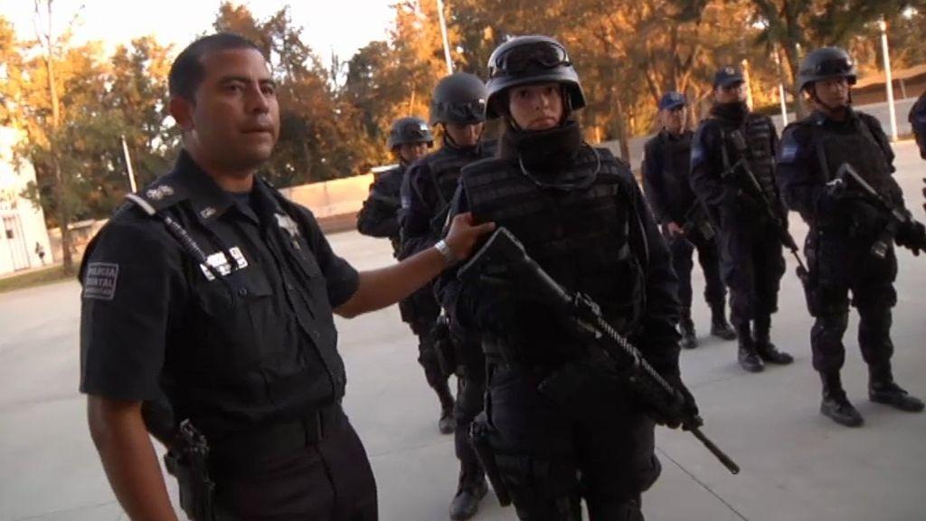 Las fotos más impactantes de 'Policía Internacional: México'