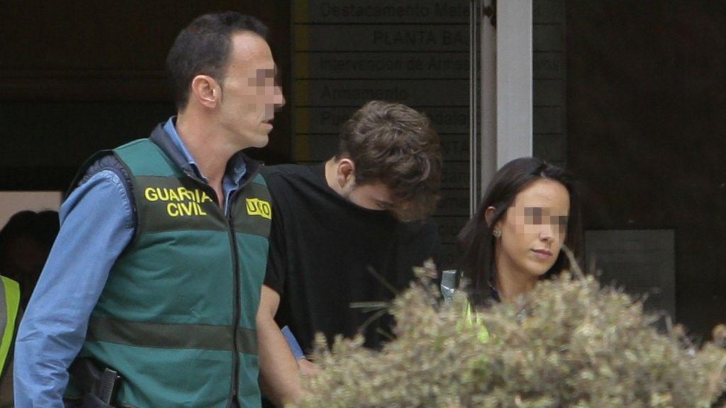 François Patrick Nogueira, el presunto asesino de Pioz