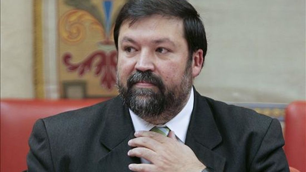 En la imagen, el ministro de Justicia, Francisco Caamaño. EFE/Archivo