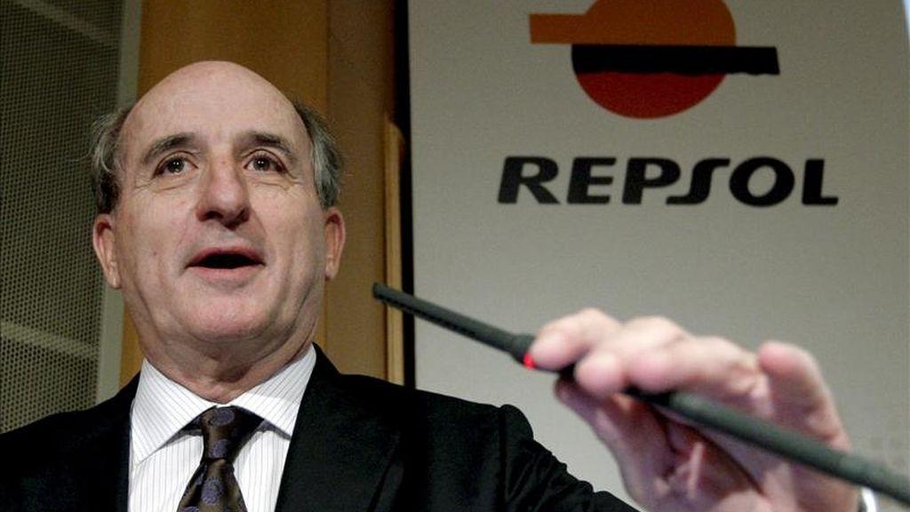 El presidente de Repsol, Antonio Brufau. EFE/Archivo