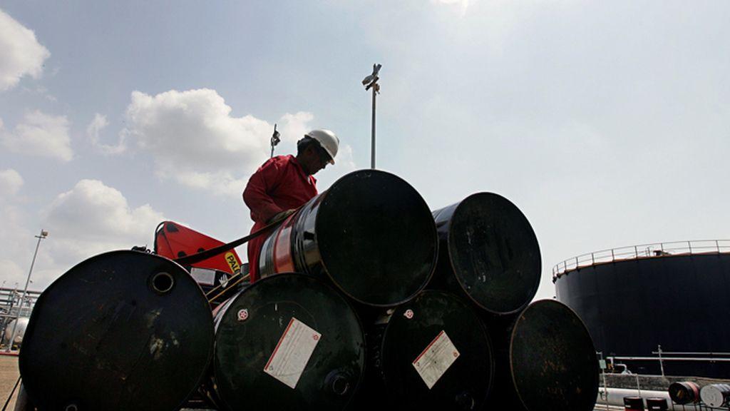Barriles de petróleo
