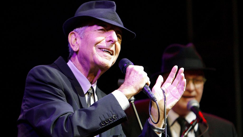 Leonard Cohen  (11 de noviembre)