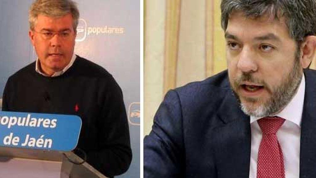 Enrique Fernández Moya y Alberto Nadal