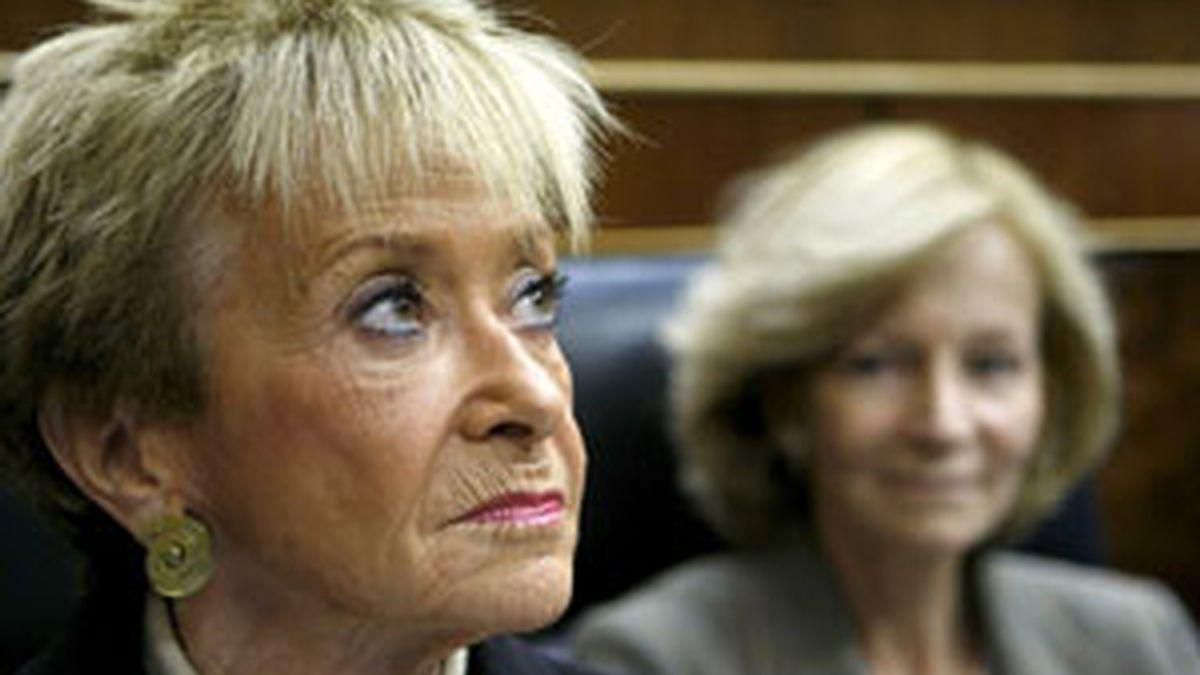 La vicepresidenta ha explicado que todos los responsables fueron informados de la situación. Vídeo: Informativos Telecinco