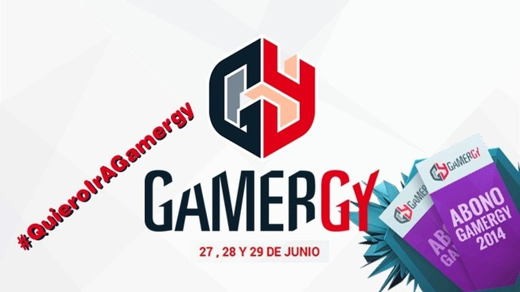 Gamergy, concurso, #QuieroIrAGamergy