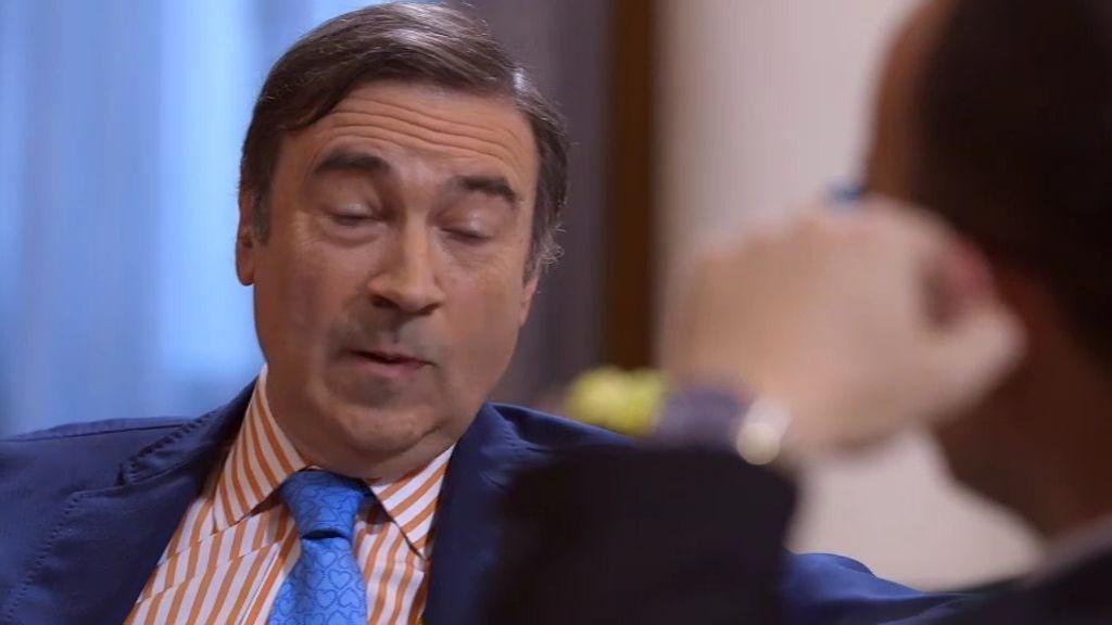 Pedro J. Ramírez, gesto a gesto sobre el chester