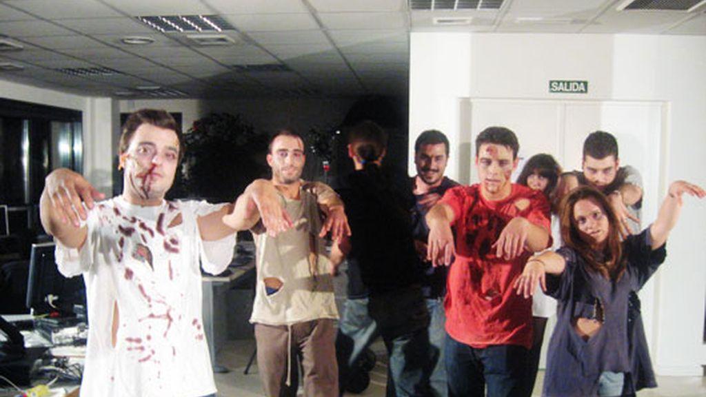 Zombies en telecinco.es
