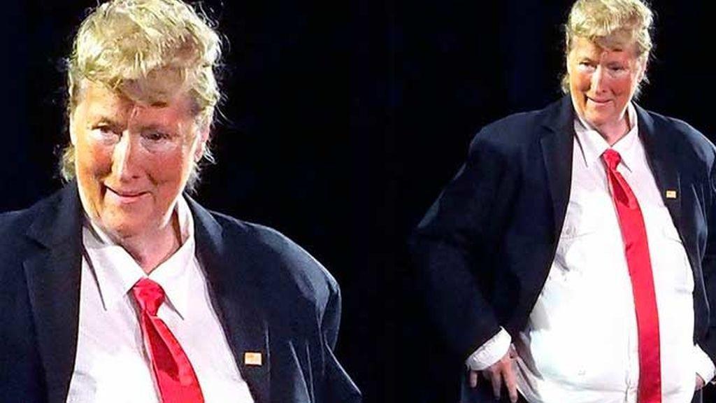 Donald Trump da pánico, terror y escalofríos