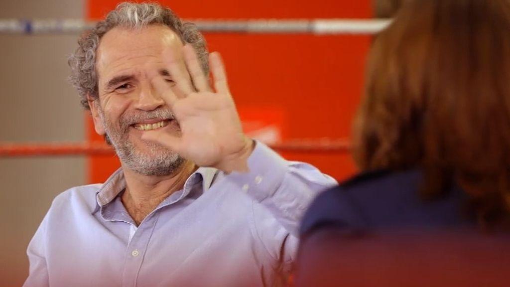 Willy Toledo, gesto a gesto