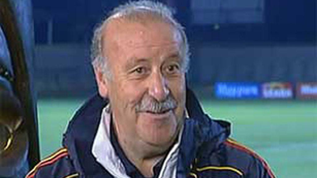 El técnico, en Telecinco.