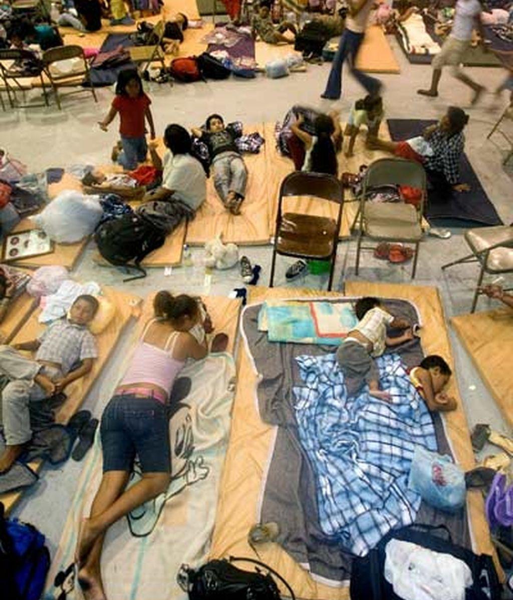 Habilitados refugios
