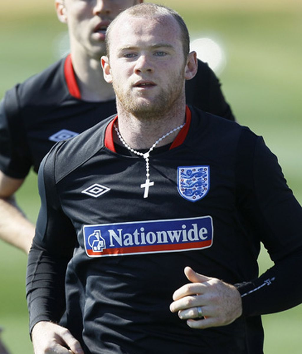 1. Wayne Rooney (Inglaterra)