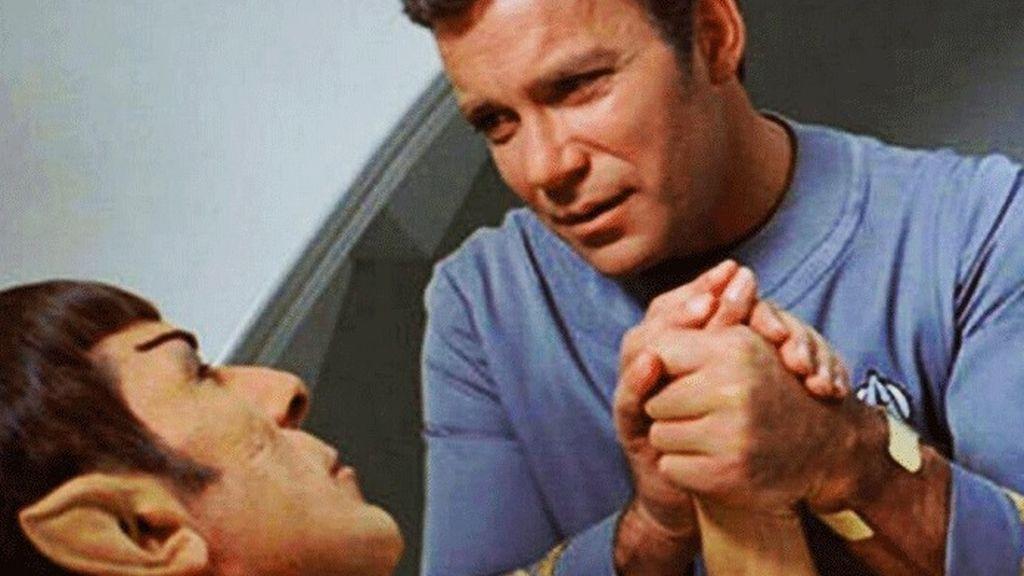 El guión de Star Trek 3, terminado un mes antes de que comience el rodaje