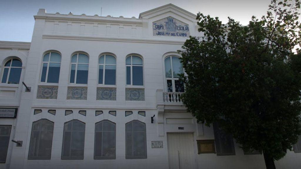 colegio 'José María del Campo'