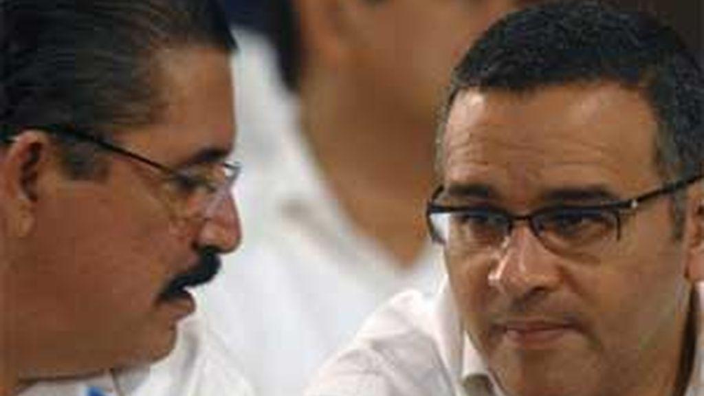 La ONU ha pedido la restitución de Zelaya. Video: Informativos Telecinco.