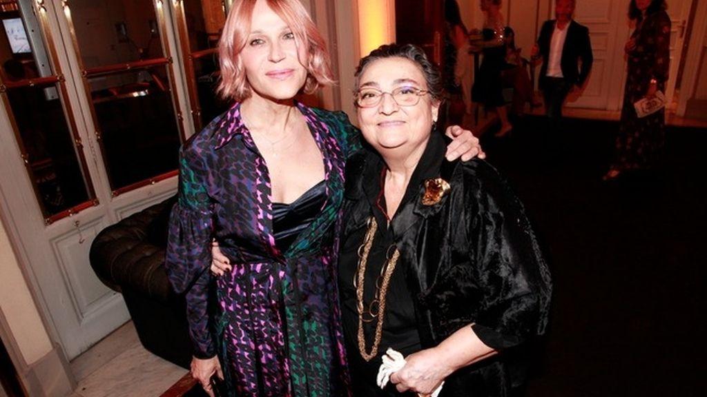 Antonia San Juan y Elena Benarroch