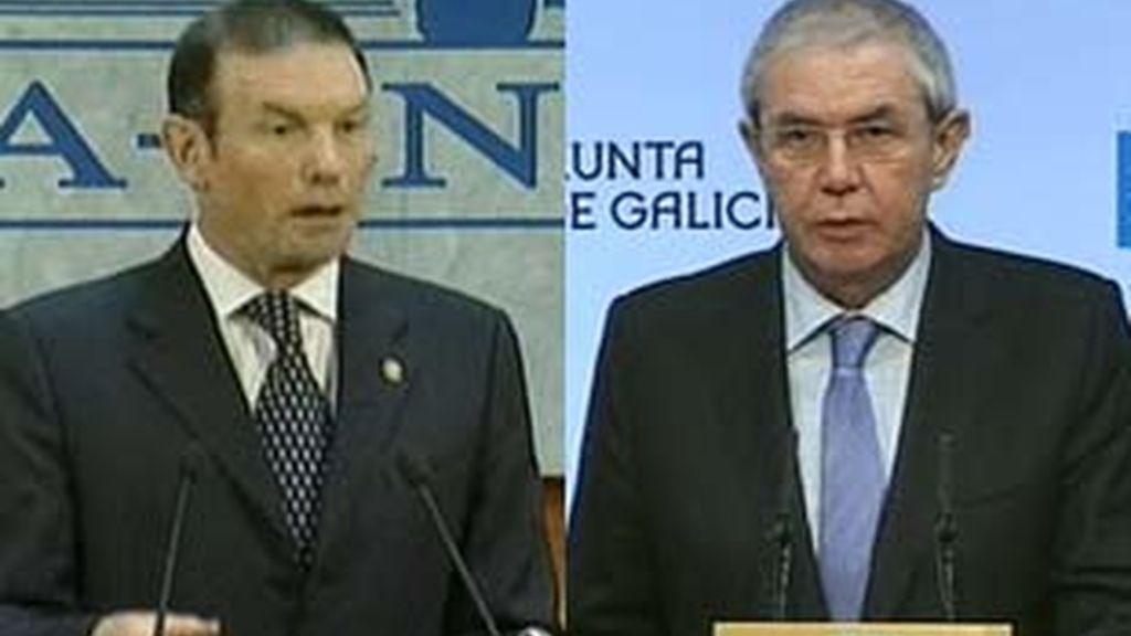 Touriño pide a los gallegos que acudan a votar el 1 de marzo. Vídeo: ATLAS.
