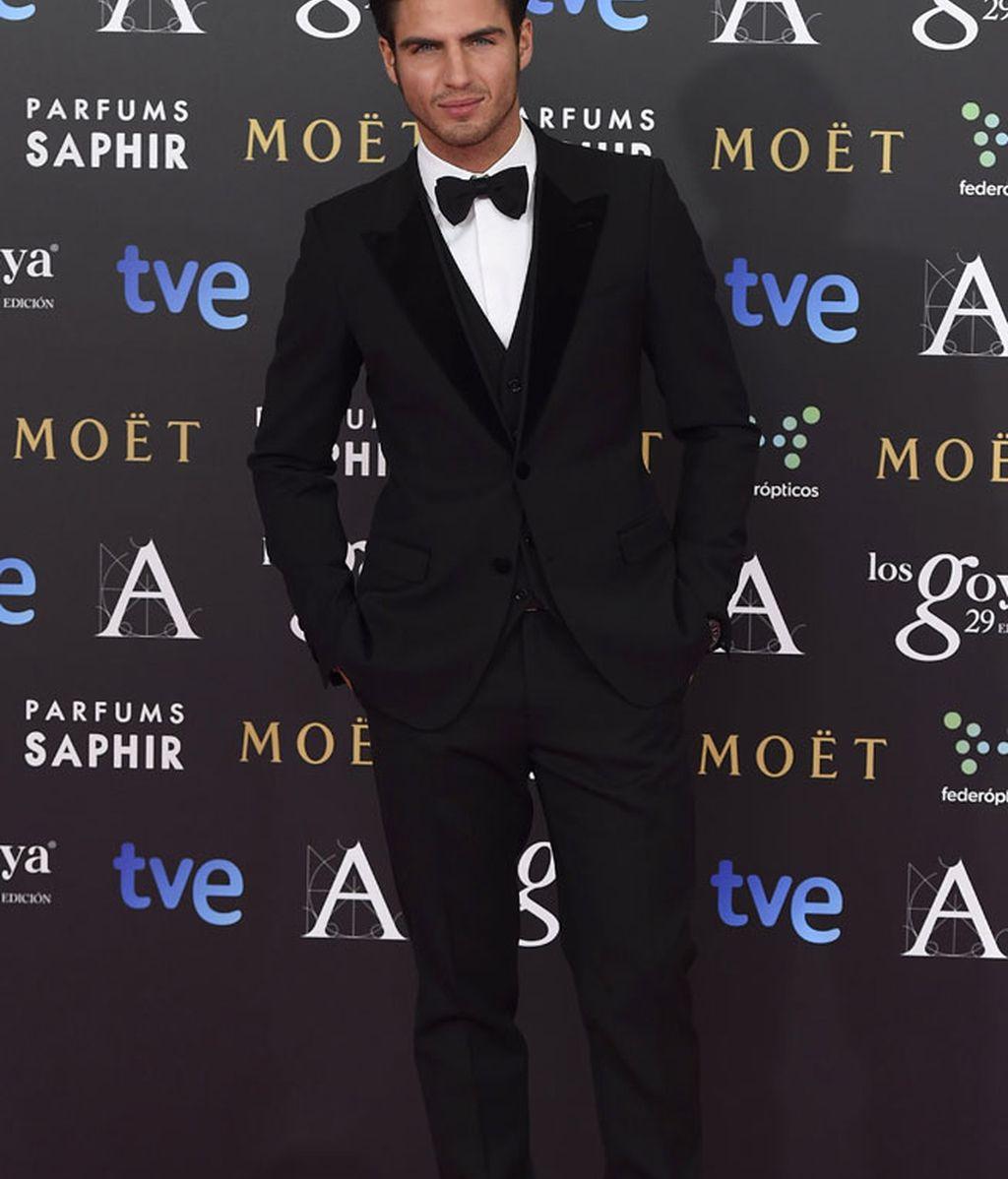 Maxi Iglesias de Dolce & Gabbana