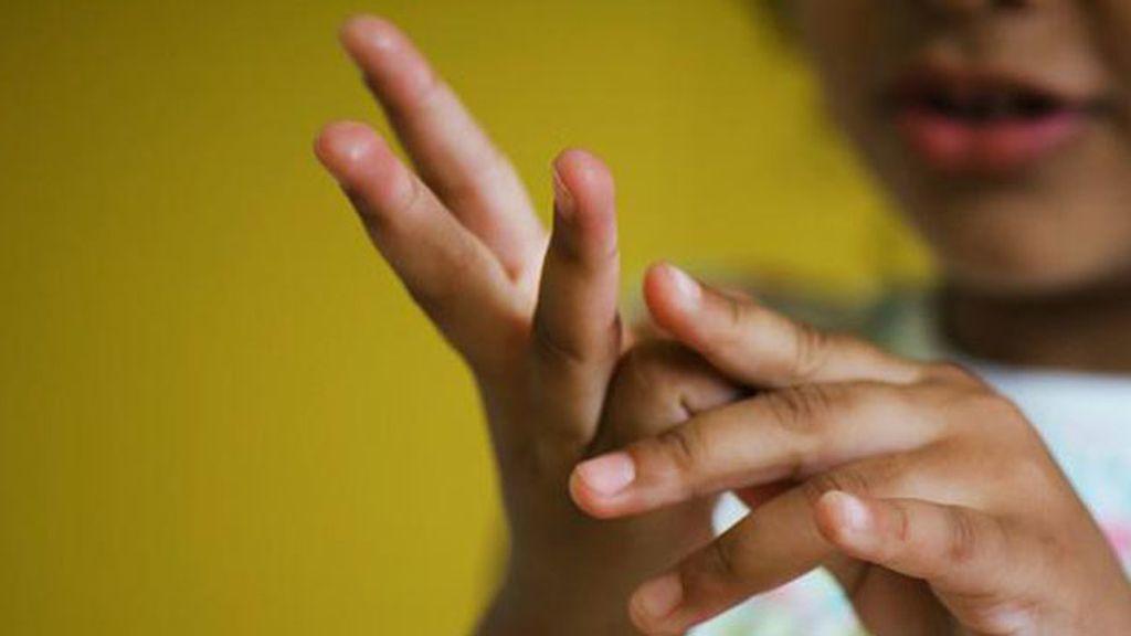 contar con los dedos
