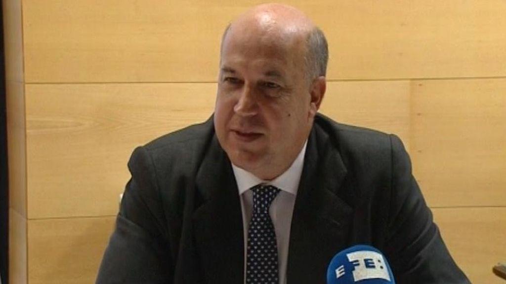 El Fiscal Superior del País Vasco, Juan Calparsoro