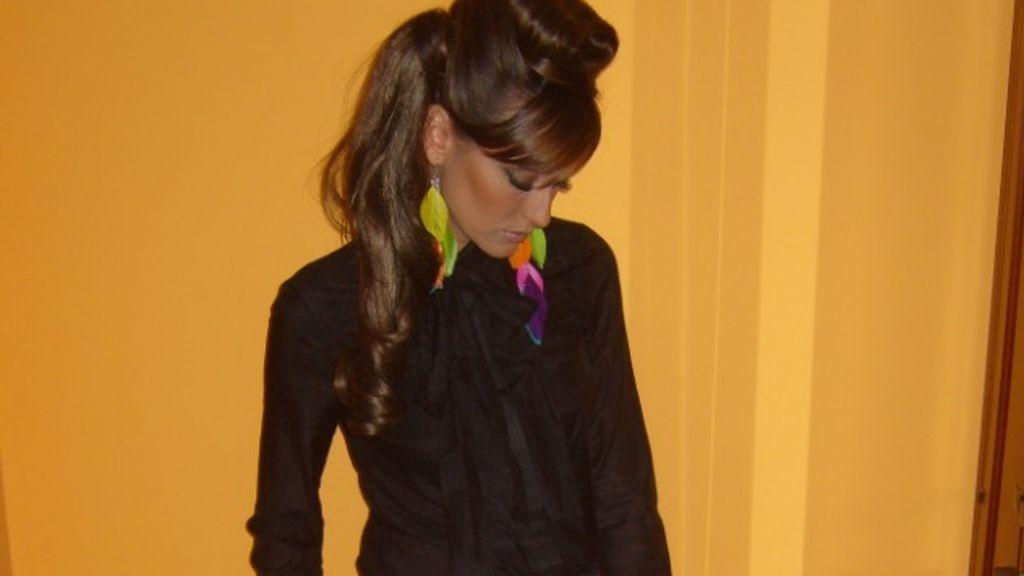 María Álvarez es la ganadora del concurso y se lleva un set de belleza L'Oreal valorado en 400 euros.