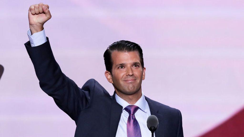 Donald Trump Jr, el primogénito del presidente