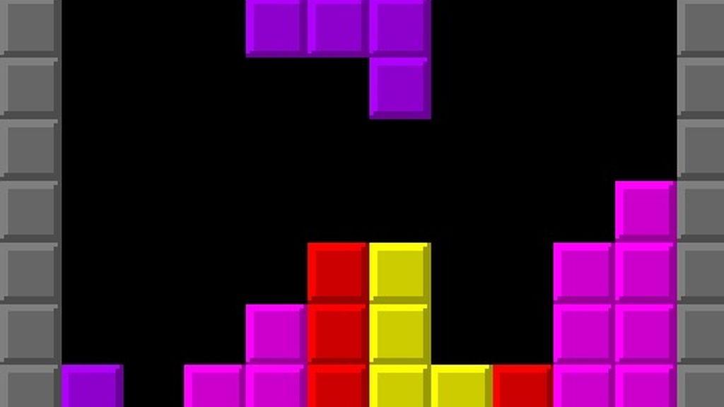 Vídeojuego Tetris