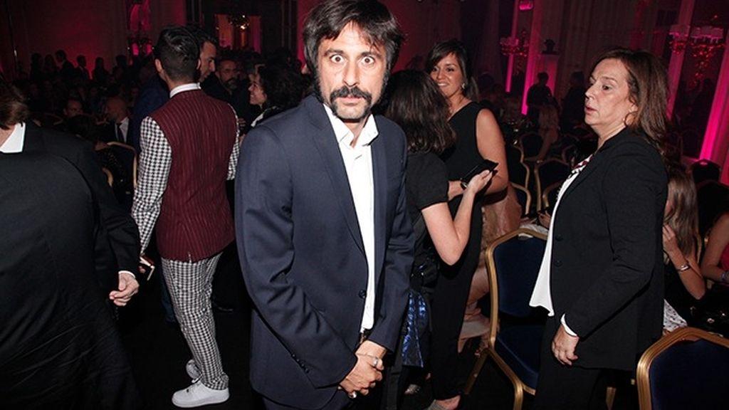 """Hugo Silva, uno de los protagonistas de """"Mi gran noche"""", galardonada como mejor película"""