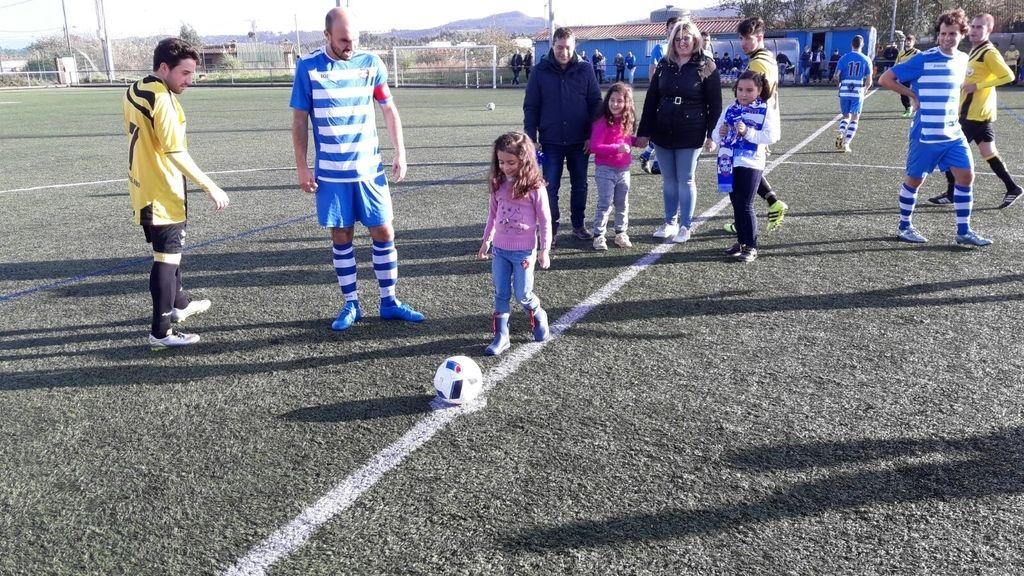 Aviles Stadium,Futbol Solidario