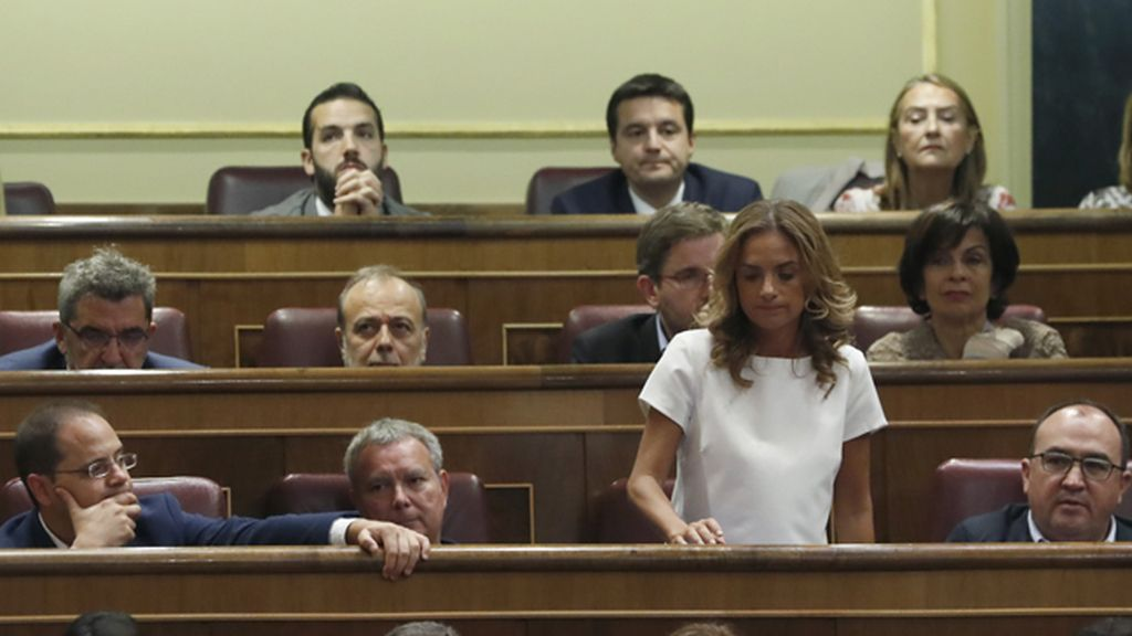 Susana Sumelzo, diputada díscola PSOE