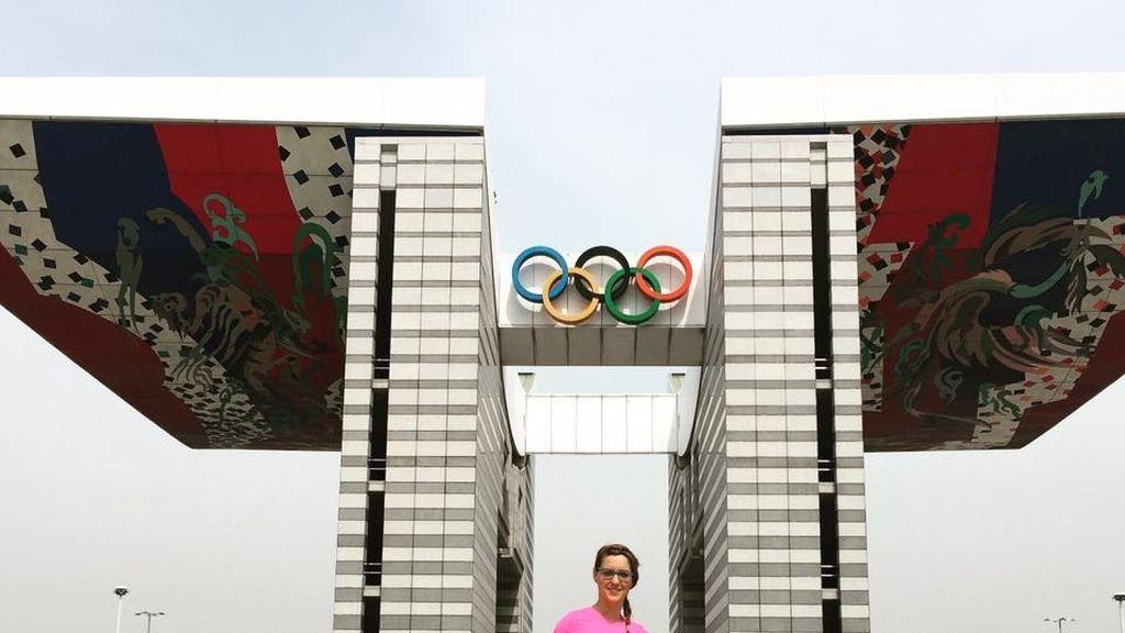 Eva Moral, deportistas de élite, paratriatlón, runner