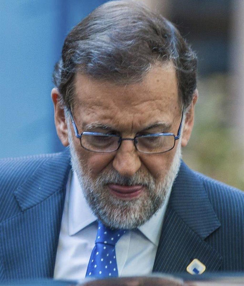 Rajoy habla de la corrupción por primera vez desde que comenzó el juicio por la Gürtel