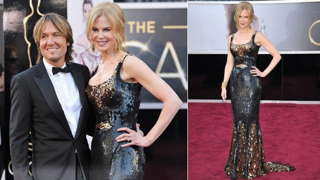 Nicole Kidman de la americana L'Wren Scott