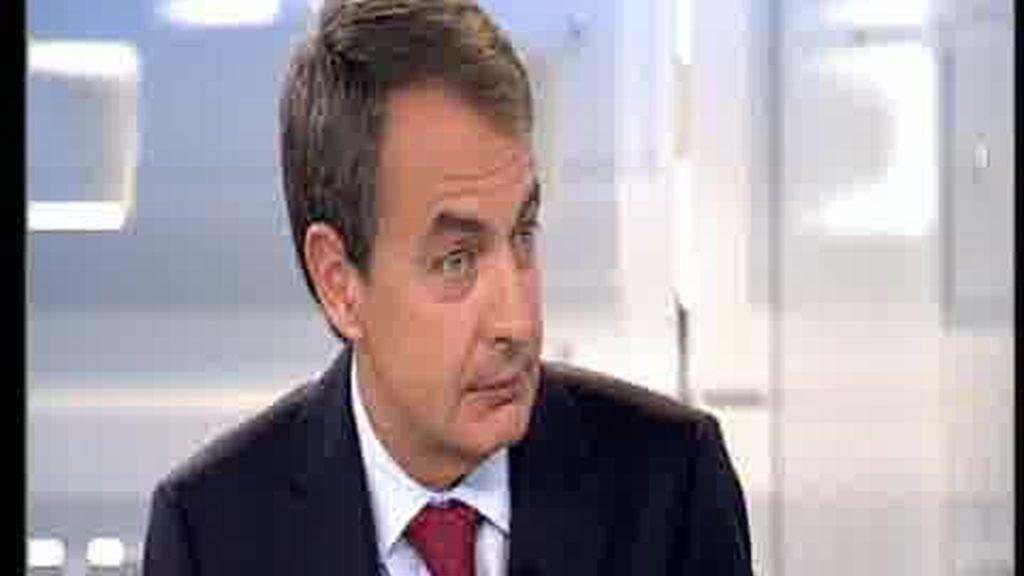 Zapatero reconoce que hasta 2012 no se notarán las reformas económicas