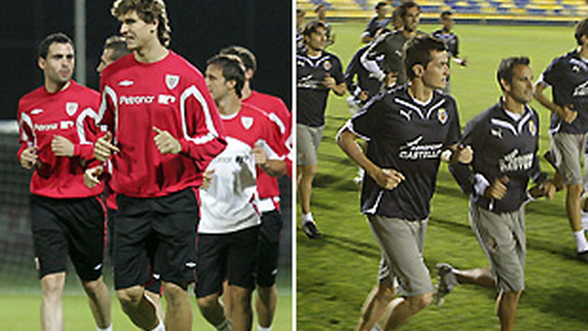 El Athletic y el Villarreal afrontan sus respectivos choques de la Europa League con distintas expectativas. FOTOS: EFE.