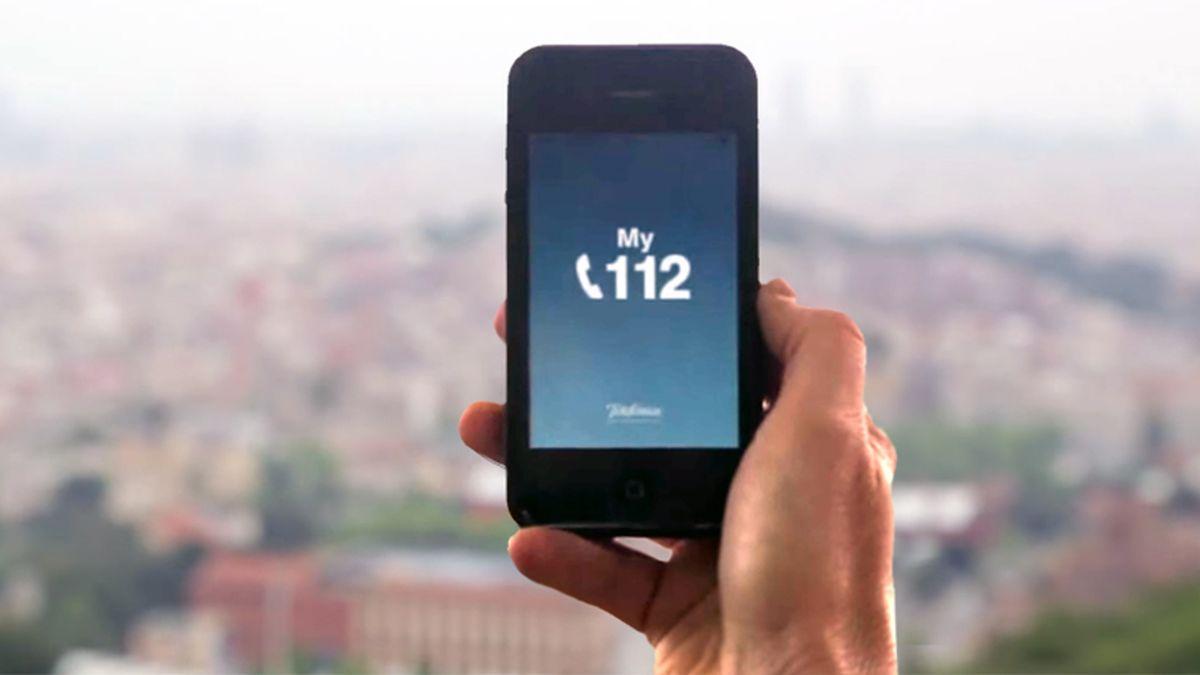 Una app del 112 revelará si llama una víctima de violencia machista antes de descolgar