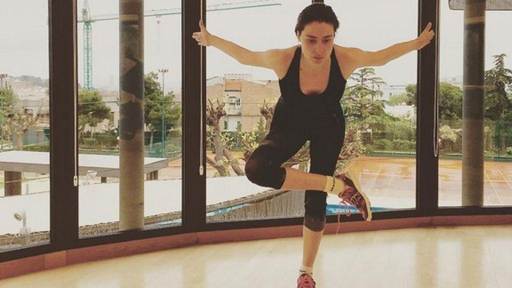 29 días haciendo deporte 'non-stop'