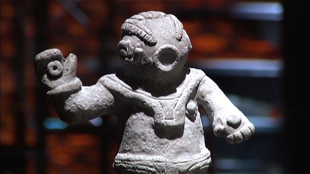 Los astronautas de la Antigüedad