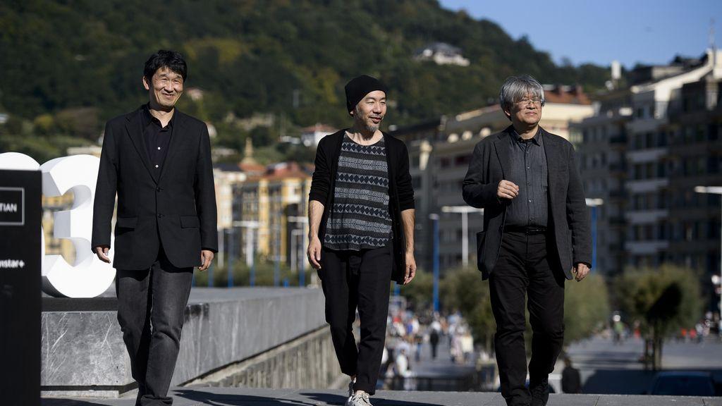 Nuevo cine independiente japonés 2000-2015 en el photocall