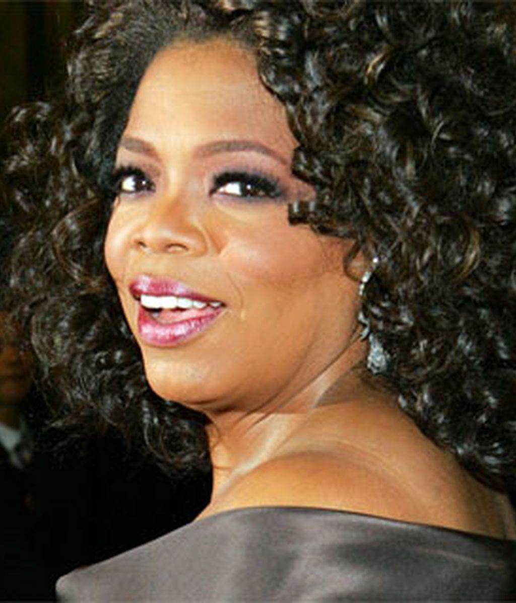 Oprah Winfrey en una imagen de archivo. Foto: AP