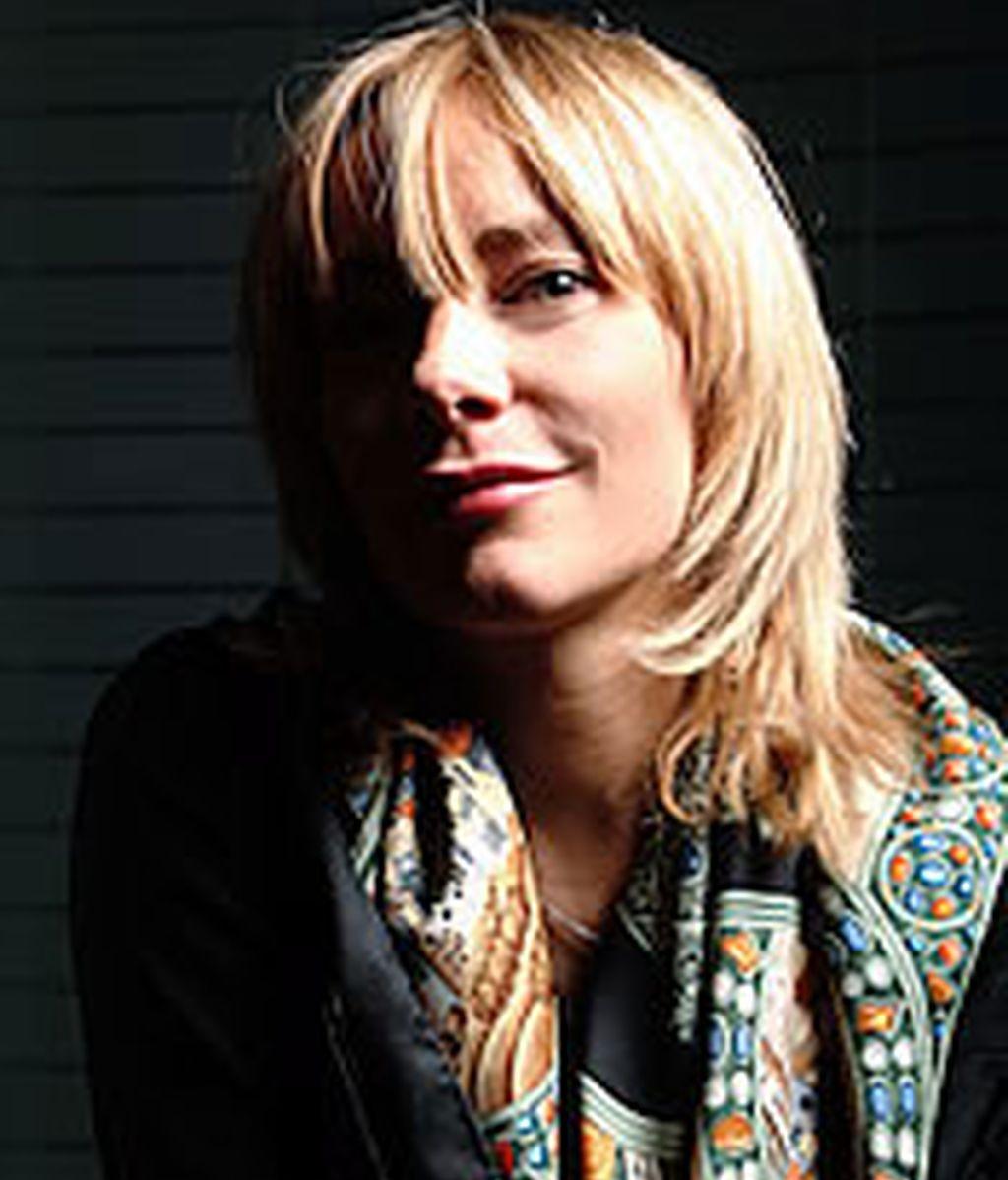 Imagen de archivo de María Garaña.